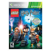 Jogo Lego Harry Potter Anos 1-4 - Xbox 360 - Tt Games