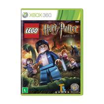 Jogo LEGO Harry Potter: Anos 5-7 - Xbox 360 - Wb Games