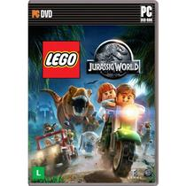 Jogo LEGO Jurassic World - PC - Wb games