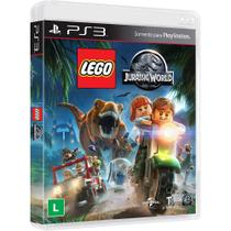 Jogo Lego Jurassic World - PS3 - Warner Bros