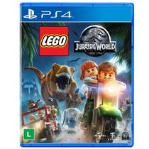 Jogo Lego Jurassic World - PS4 - Warner games