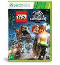 Jogo Lego Jurassic World Xbox 360 TT Games -