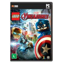 Jogo Lego Marvel Avengers - PC - Warner games