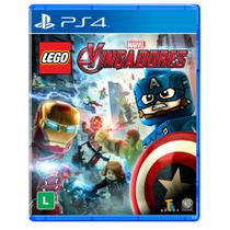 Jogo Lego Marvel Avengers  - PS4 - Warner games