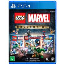 Jogo Lego Marvel Collection - PS4 - Tt Games