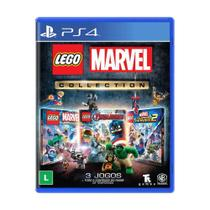 Jogo LEGO Marvel Collection - PS4 - Wb games