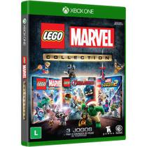 Jogo Lego Marvel Collection Xbox One Blu-ray - Warner -