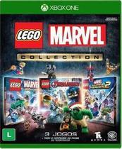 Jogo Lego Marvel Collection - Xbox One - Warner Bros. Interactive Entertainment