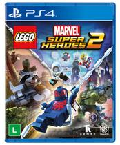 Jogo Lego Marvel Super Heroes 2 - PS4 - Warner games