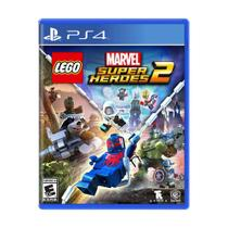 Jogo LEGO Marvel Super Heroes 2 - PS4 - Wb games