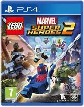 Jogo LEGO Marvel Super Heroes 2 - PS4 - Wb Games