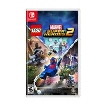 Jogo LEGO Marvel Super Heroes 2 - Switch - Wb games