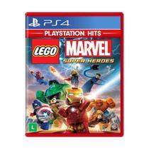 Jogo LEGO Marvel Super Heroes - PS4 - Wb Games
