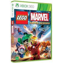 Jogo Lego Marvel Super Heroes - Xbox 360 (Platinum Hits) - Warner Bros