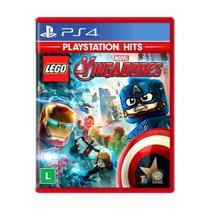Jogo LEGO Marvel Vingadores - PS4 - Wb Games