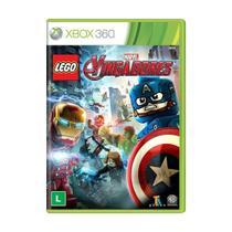 Jogo LEGO Marvel Vingadores - Xbox 360 - Wb games