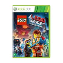 Jogo Lego Movie The Videogame Xbox 360 - Wb games