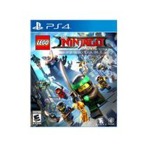 Jogo Lego Ninjago - O Filme Video Game - PS4 - Warner games
