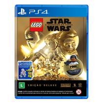 Jogo Lego Star Wars O Despertar Ed Deluxe PS4 - Capcom -