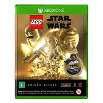 Jogo Lego Star Wars O Despertar Ed Deluxe Xone - Capcom -