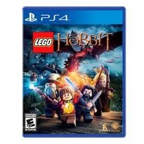 Jogo LEGO The Hobbit - PS4 - Wb games