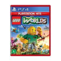 Jogo LEGO Worlds - PS4 - Wb Games