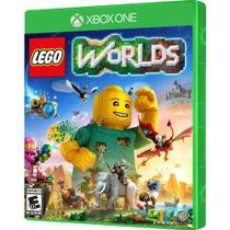 Jogo Lego Worlds Xbox One - Warner Home Video Games