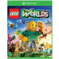 Jogo LEGO Worlds - Xbox One - Wb Games