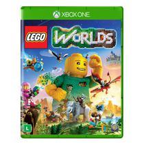 Jogo Lego Worlds Xone BR - Warner -