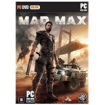 Jogo Mad Max - PC - Warner games