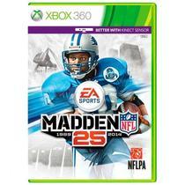 Jogo Madden NFL 25 - Xbox 360 - Ea games