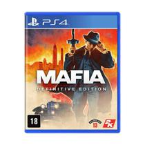 Jogo Mafia: Definitive Edition - PS4 - 2K Games