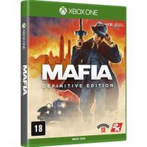 Jogo Mafia: Definitive Edition - Take-Two -