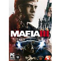 Jogo Mafia III - PC - Take two
