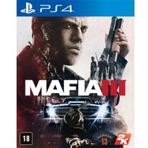 Jogo Mafia III - PS4 - Take two