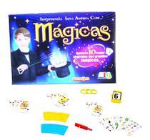 Jogo Mágicas - Nig Brinquedos -