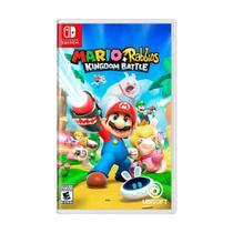 Jogo Mario + Rabbids Kingdom Battle - Switch - Ubisoft