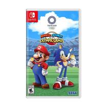 Jogo Mario  Sonic at the Tokyo 2020 Olympic Games - Switch - Sega