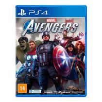 Jogo Marvel Avengers - PS4 - Playstation