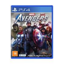 Jogo Marvel's Avengers - PS4 - Square Enix