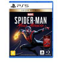 Jogo Marvel s Spider-Man: Miles Morales Edição Ultimate para PS5 - Sony