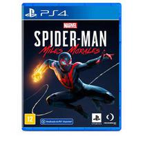 Jogo Marvel s Spider-Man: Miles Morales para PS4 - Sony
