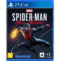 Jogo Marvel s Spider-Man: Miles Morales - PS4 - Sony