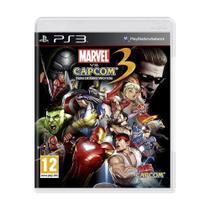 Jogo Marvel Vs. Capcom 3: Fate of Two Worlds - PS3 -