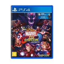 Jogo Marvel vs. Capcom Infinite - PS4 -