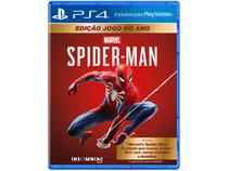 Jogo Marvels Spider-Man GOTY Edition para PS4 - Insomniac Games