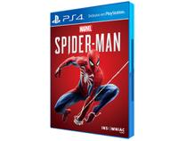 Jogo Marvels Spider-Man - PS4 - Sony interactive entertainment