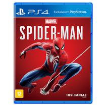 Jogo Marvels Spider Man - PS4 - Sony