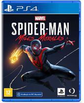 Jogo Marvels SpiderMan Miles Morales - Insomniac