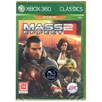 Jogo Mass Effect 2 Classicis Xbox 360 - Bioware